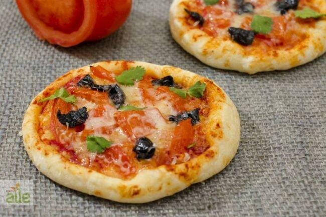 Мини пицца для детей рецепты с фото