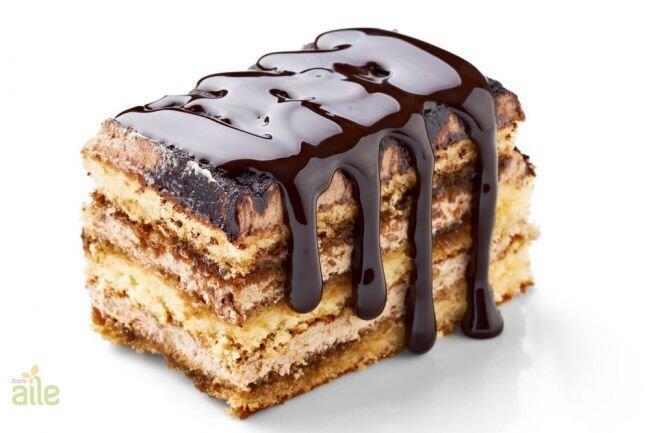 Bisküvili kek tarifi