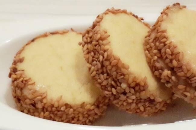Susamlı tahinli çörek tarifi