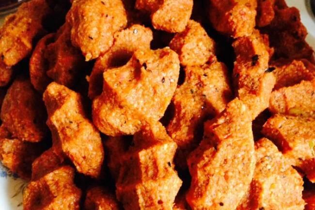 Patatesli çiğ köfte tarifi