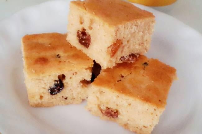 Çekirdekli kuru üzüm keki tarifi