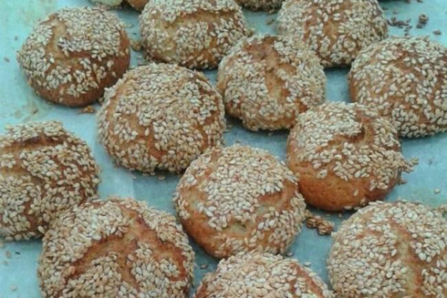 Damla sakızlı lorlu kurabiye tarifi