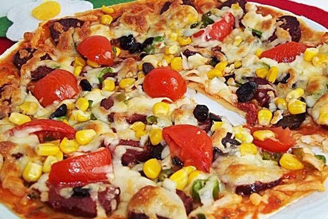Lavaştan pizza tarifi