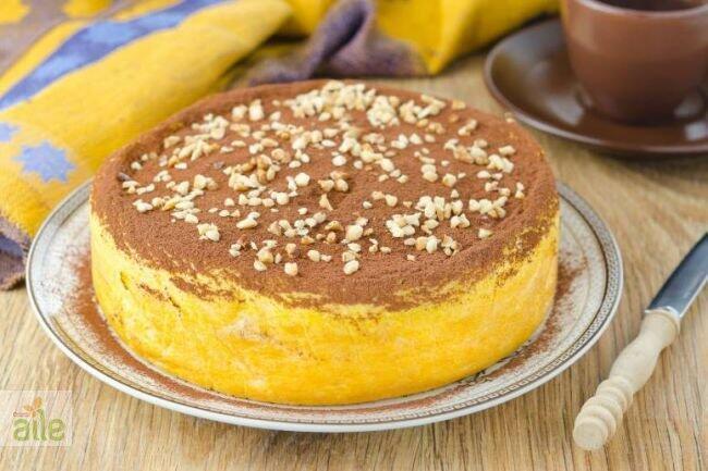 Pratik fındıklı cheesecake tarifi