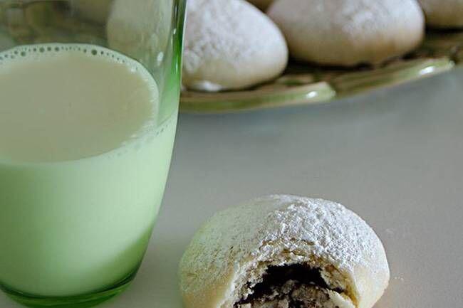 Çikolata dolgulu kurabiye tarifi