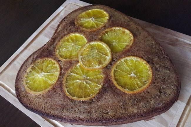 Portakallı aşk keki tarifi