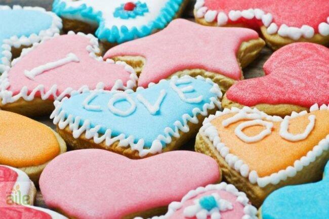 Doğum günü kurabiyesi tarifi