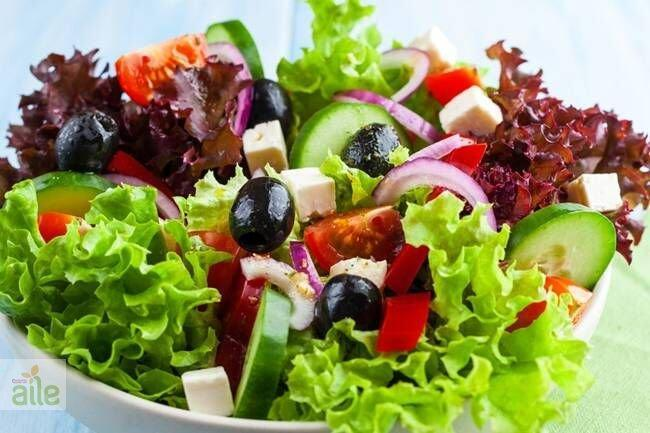Toledo salatası tarifi