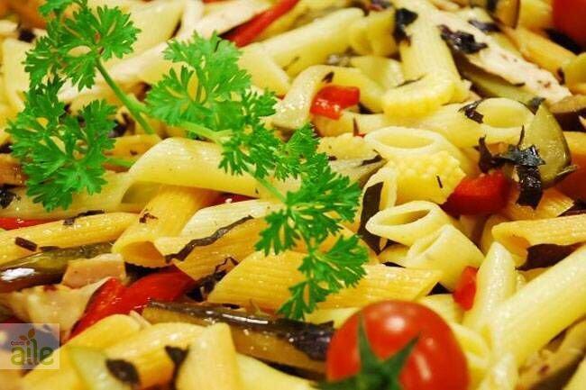 Sardunya adası salatası tarifi