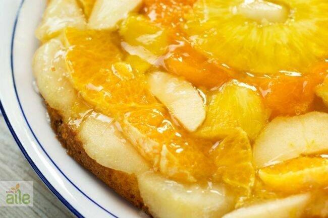 Ananaslı tart tarifi