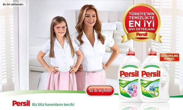 Persil Power-Jel, Türkiye'nin en iyi sıvı deterjanı