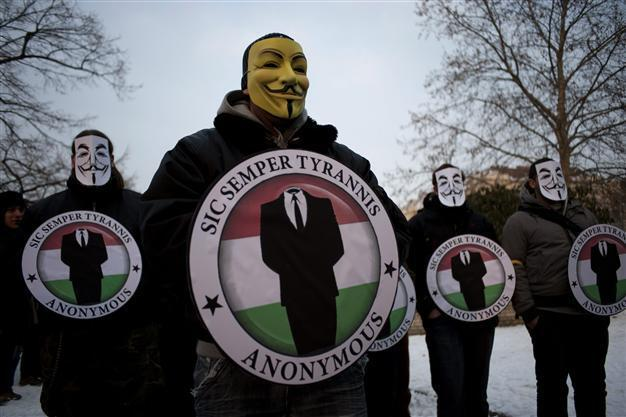 Hacker group Anonymous takes down Vatican website