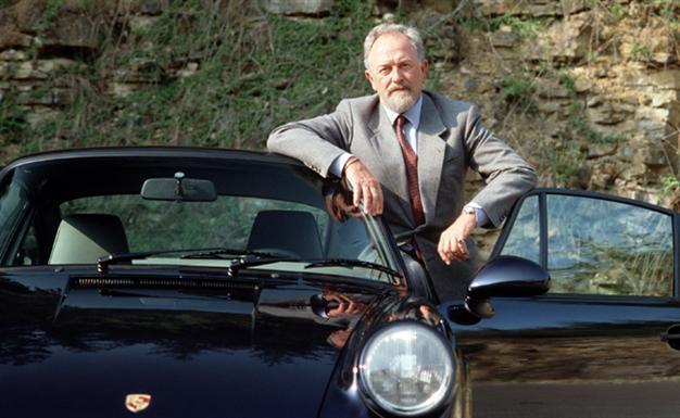 Ferdinand Porsche, 911 sports car designer, s on