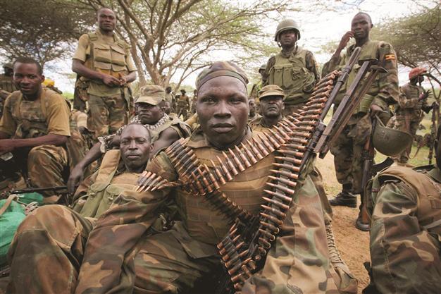 Image result for Somalia war