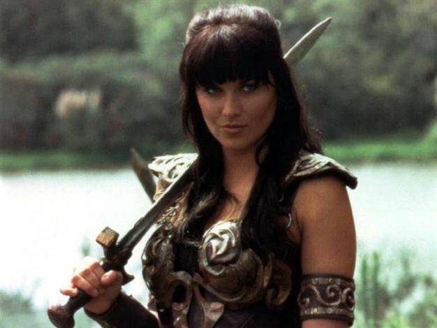 Actress Lucy Lawless Pleads Guilty To Trespass