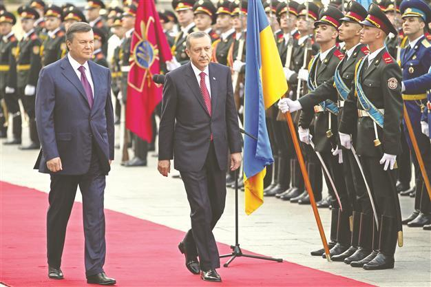 Turkey Ukraine Likely To Sign Free Trade Agreement By End Of The