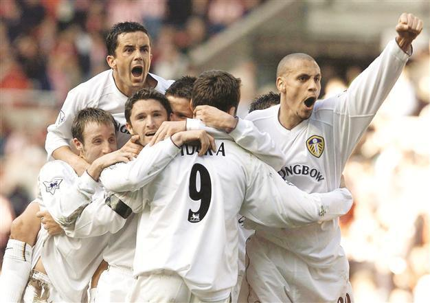 Image result for mark viduka and rio ferdinand