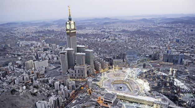 the holy city mecca The holy city of mecca, about ad 660 you are a bedouin nomad living in the arabian peninsula for years, you have heard tales of the holy city of mecca its.