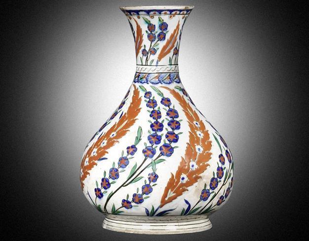 Rare Znik Tile Bottles Fetch Record Price At London Auction House