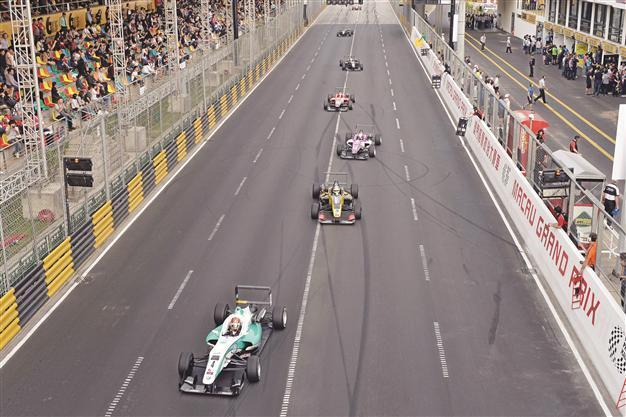 macau grand prix event evaluation report