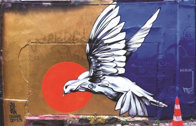 two artists create mobile app to locate graffiti art