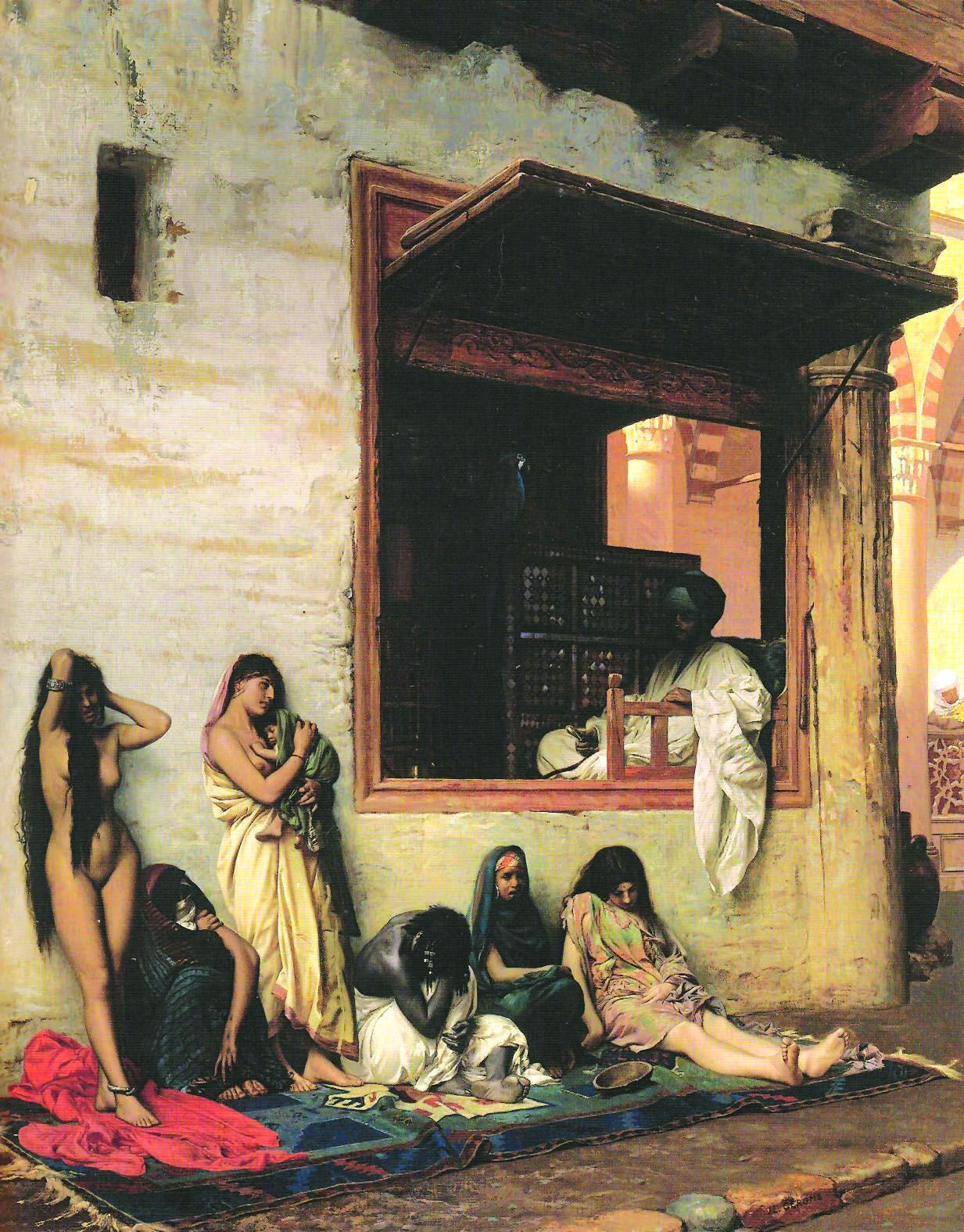 Prostitution in the Ottoman Empire