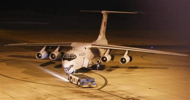 Chinese ship searching for missing plane detects signal - World News