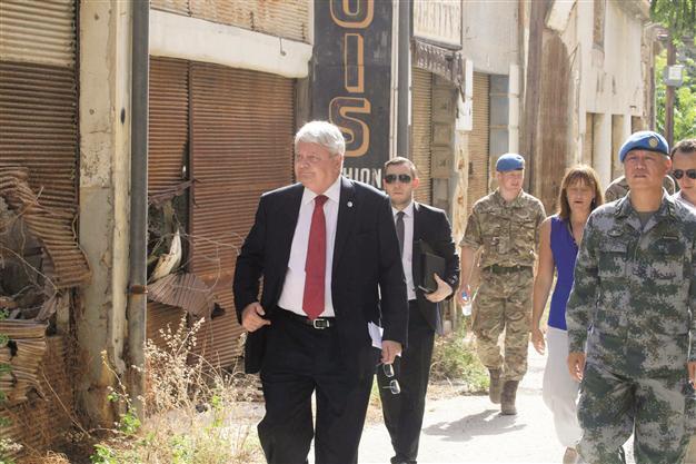 Greek Cypriots file war crimes complaint against Turkey