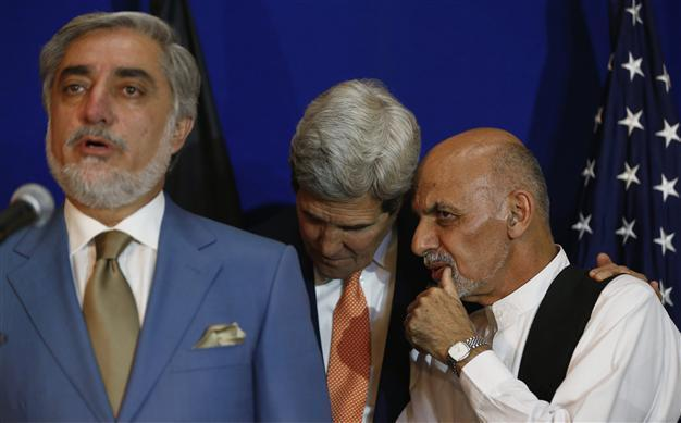 Abdullah threatens to pull out of Afghan election audit