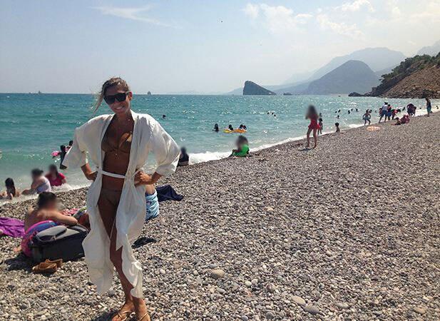 Naked beach turkey 6