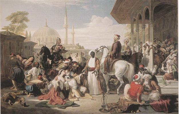 How did the ottoman empire impact trade — photo 1