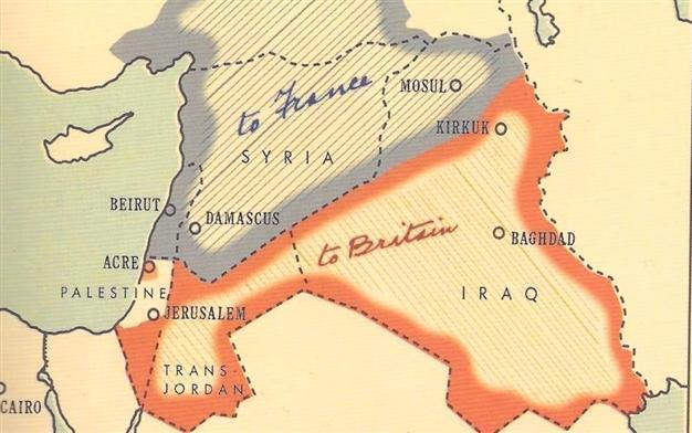 After Sykes Picot Britain France And The Struggle For The Middle East