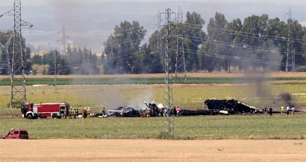 Germany grounds Airbus A400M after Spain crash - World News