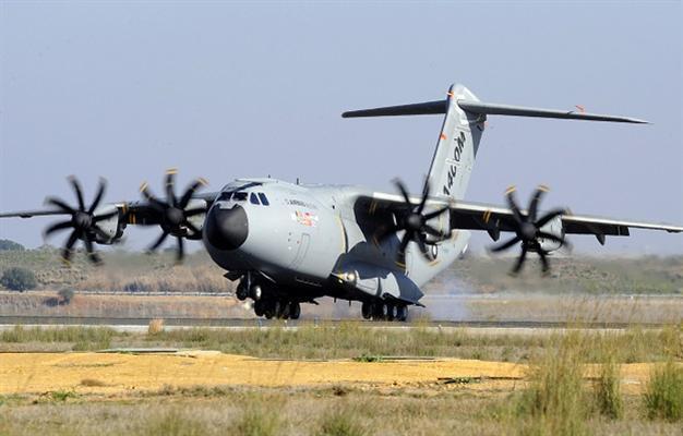 Turkey grounds Airbus A400M fleet after Spain crash - World News