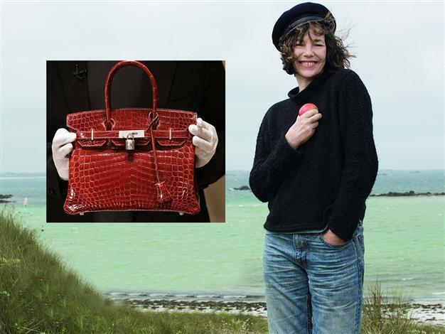 a573bcceda Jane Birkin asks Hermes to take name off crocodile handbag