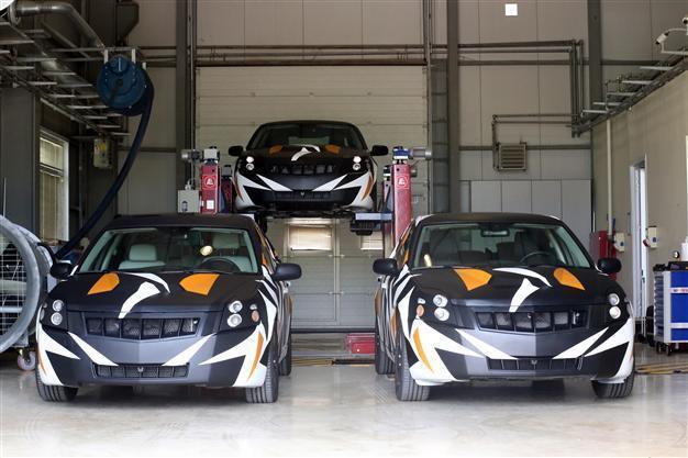 Turkey Develops National Car With Saab