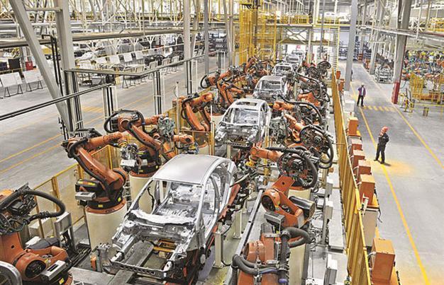 assembling increases in turkey s industry lowering internally