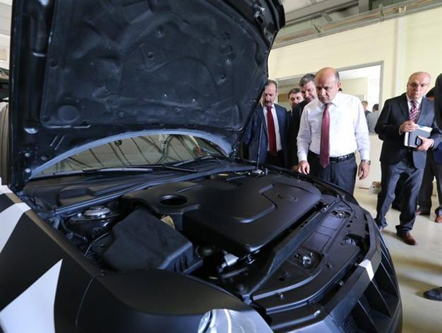 Turkey S National Car Project Not Connected To Saab Company