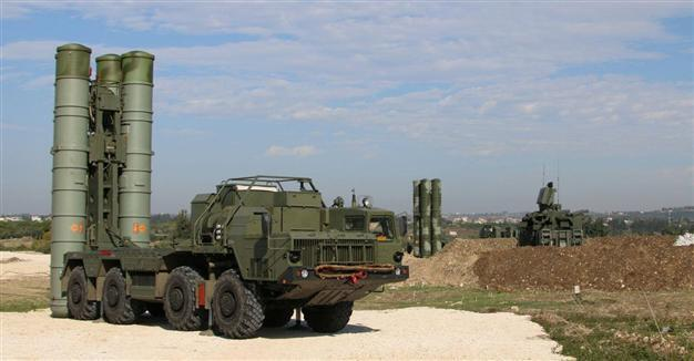 Russia starts deliveries of S-300 air defence systems to