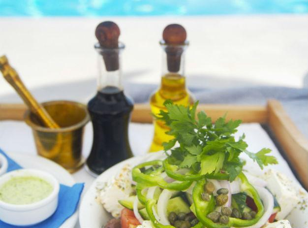 Delicious food: A common legacy for Greeks and Turks