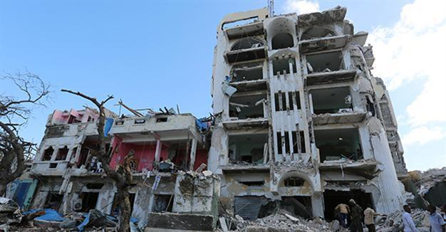 Turkey Condemns Hotel Aimed At Terrorizing Efforts For Somalia People