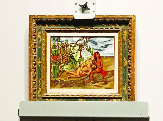 Frida Kahlo Painting Sells For Record Price