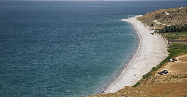 66f02766b6 Blue Flag heralds new beach for Lake Van - Latest News