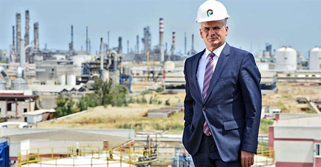Petkim general manager detained, parent firm Socar appoints new name
