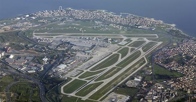 istanbul atat rk airport breaks new record with 1 454 takeoffs and landings latest news. Black Bedroom Furniture Sets. Home Design Ideas
