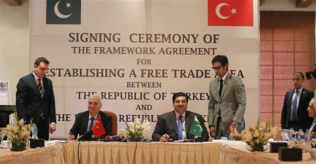 Turkey Pakistan Free Trade Deal To Be Ready In December Latest News