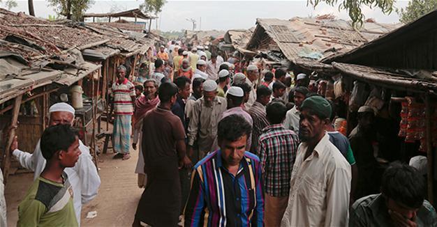 Video weakens Myanmar claims it's not abusing Rohingya