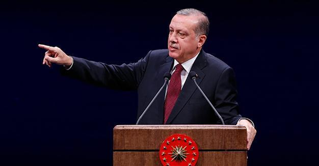 Turkey not eyeing Syrian territories: President Erdogan