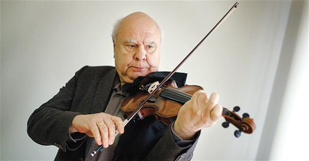 Celebrated Russian violinist to open school in Antalya