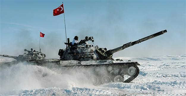 Turkish army launches winter military exercise near Armenian border
